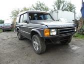 Land Rover Discovery. Lieti ratai yra visi 4,