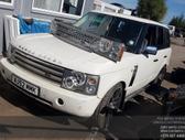 Land Rover Range Rover dalimis. Automobilis ardomas dalimis: ...