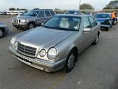 Mercedes-Benz E200. Mb dalims210 e (1997m 2,0tr automatinė pav...