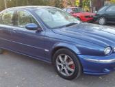 Jaguar X-Type dalimis. Katik parvarytas automobilis iš anglijo...