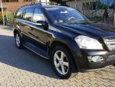 Mercedes-Benz GL500, 5.5 l., visureigis