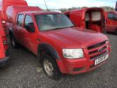 Ford Ranger. 2008-2001m motoras geras ir  dalimis, motor xoros...