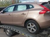 Volvo V40. V40  d4  2014m   d5204t4   130kw  mechanine dalimis