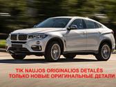 BMW X6 dalimis. Prekiaujame tik naujomis originaliomis detalėm...