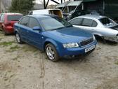 Audi A4. Naudotos automobilių dalys. kretingos r., jokūbavas,