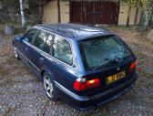 BMW 540 dalimis. Bmw e39 540i 2000m. touring   spalva: