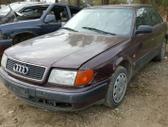 Audi 100 dalimis. Prekyba originaliomis naudotomis detalėmis.