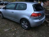 Volkswagen Golf. 1.6 tdi, 77kw, cay. multi vairas, lieti ratai...