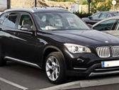 BMW X1 dalimis