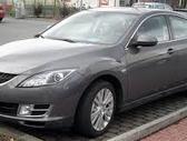 Mazda 6 dalimis. Xenonai dinamic,oda!!!