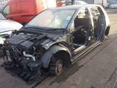 Volkswagen Golf. 2.0 tdi 135kw cuna. juodos lubos, 6 pavaros.