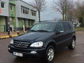 Mercedes-Benz ML400, 4.0 l., visureigis