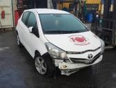Toyota Yaris. Is vokietijos
