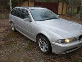 BMW 520 dalimis. Bmw e39 520i 2003m. touring   spalva: