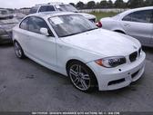 BMW 1 serija dalimis. Bmw e 82 cuope tel. 8 6 1 6 0 0 1 2 2