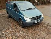 Mercedes-Benz Vito. Specializuota mercedes benz, toyota, lexus
