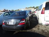 Mercedes-Benz S550. Mercedes s550, longas, harman kardon, duru