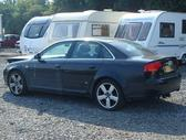 Audi A4 aksesuarai ir eksploatacinės medžiagos