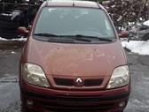 Renault Megane. Renault megane scenic, 2000 m., dyzelinas, 1,9