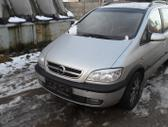 Opel Zafira dalimis