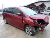 Mazda 5 dalimis. Transport detali: riga, kaunas, vilnius