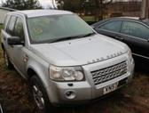Land Rover Freelander dalimis