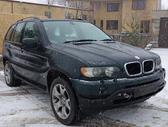 BMW X5. Bmw e53 x5 3.0l 2001m. 170kw  spalva: oxfordgruen 2