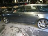 Audi A6 aksesuarai ir eksploatacinės medžiagos
