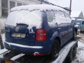Volkswagen Touran. Benzin 1,6fsi -dyzel 1,9-2ltr, dalis siunci...
