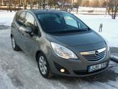 Opel Meriva, 1.7 l., vienatūris