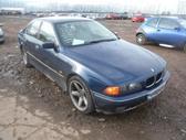 BMW 523. Bmw 523 1998m, lieti ratai ,automatinė pavar dėžė,