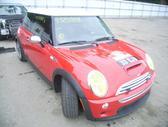 Mini Cooper dalimis. Mini turbo s ko neturime atvesime detal...