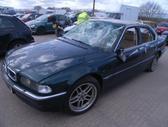 BMW 740 dalimis. Bmw 740 1997m, 4,4 variklis ,automatinė pavar...