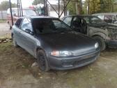 Honda Civic dalimis. Prekyba originaliomis naudotomis detalėmi...