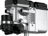 Mercedes-Benz R klasė. Naujas automominis šildytuvas webasto