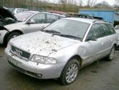 Audi A4 dalimis. A4 1,9tdi  85kw, is anglijos dalimis!!