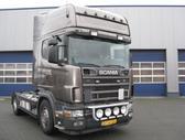 Scania, 114-124, vilkikai