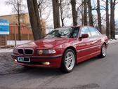 BMW 7 serija dalimis. Bmw 725tds, 730d, 728i, 730i, 735i, 740i...