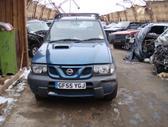 Nissan Terrano. доставка бу запчастей с разтаможкой в минск (р...