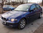 BMW 3 serija dalimis. Bmw3 e46 coupe, cabrio, sedan, compact,