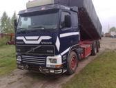 Volvo FH16, sunkvežimiai