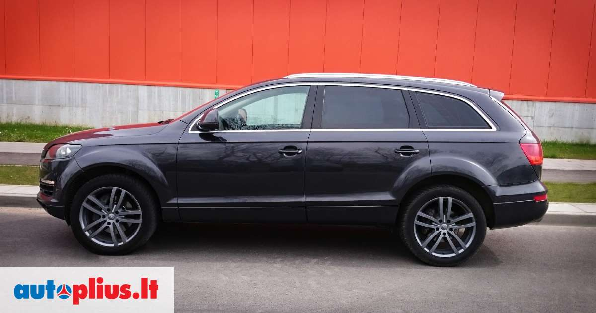 Audi Q7 3 0 L Suv Off Road 2007 10 M A4748215