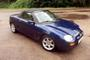 Rover MGF, 1998 m., 8 500 Lt