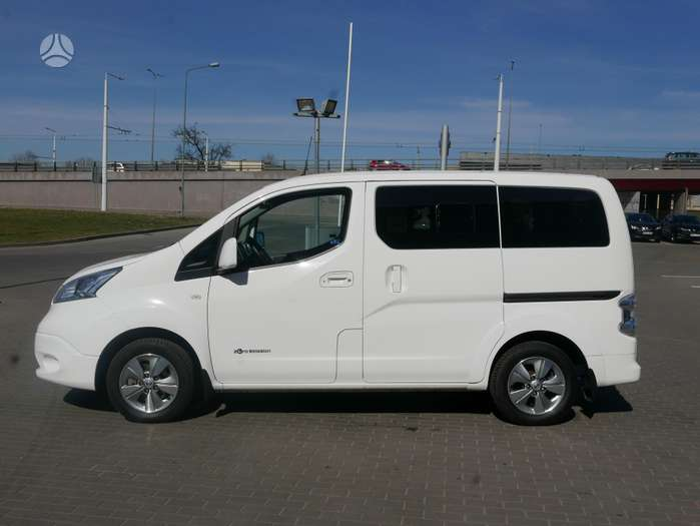 Nissan e-NV200, vienatūris