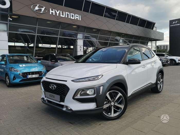 Hyundai Kona, 1.6 l., visureigis