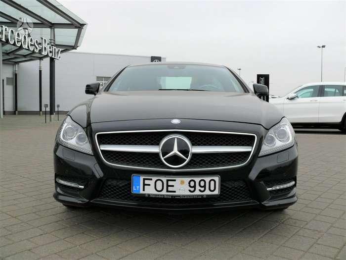 Mercedes-Benz CLS350, 3.0 l., Купе (coupe)