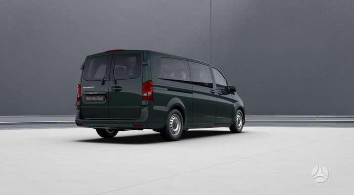 Mercedes-Benz Mercedes-Benz Vito AUTO 9 G-TR, keleiviniai mikroautobusai