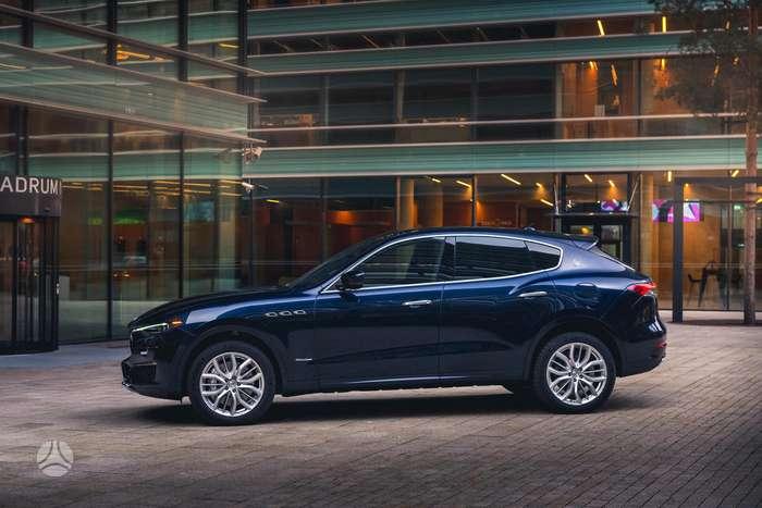 Maserati Levante, 3.0 l., apvidus