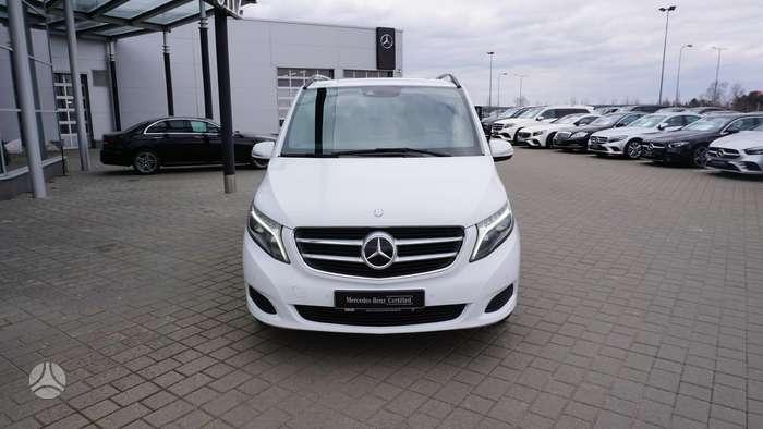 Mercedes-Benz V250, 2.1 l., mpv / minivan