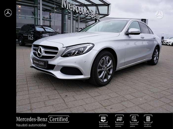 Mercedes-Benz C200, 2.0 l., Седан